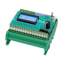 TLE ANALOG WEIGHT TRANSMITTER LOAD CELLS AMPLIFIER FOR PLC RS485 0/4-20 mA 0-5/10 V +/-5/10 V Weight Scale Parts