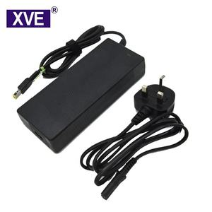 XVE CE SAA Approved 120w power supply 24V 5A AC DC adapter input 100- 240vac 50/60hz