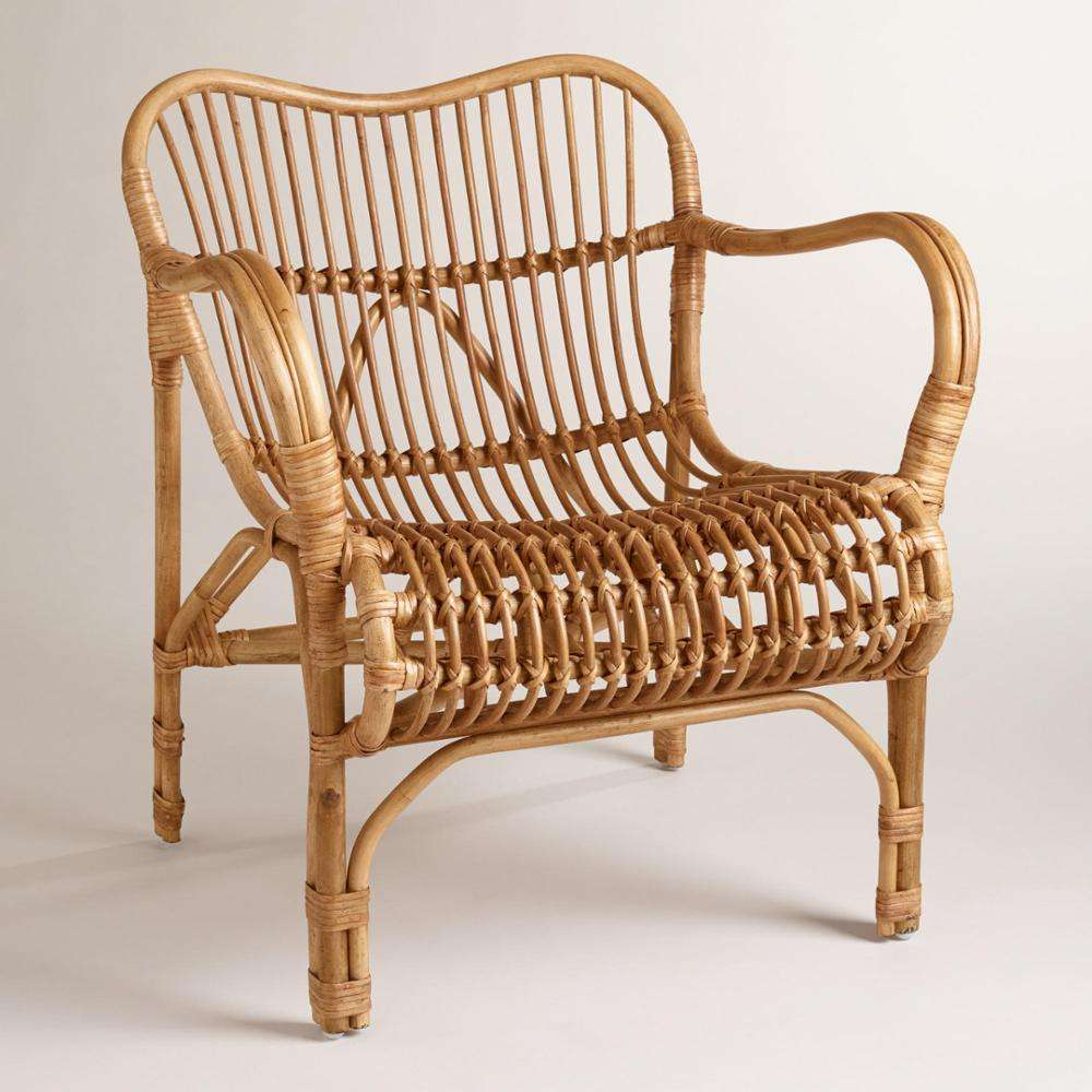 Handwoven Rattan Outdoor/Garden Chair home furniture made in VietNam