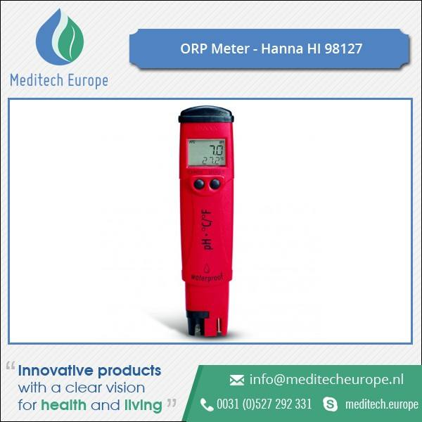 Portable Digital Hanna HI 98127 Ph Meter Dispositivo