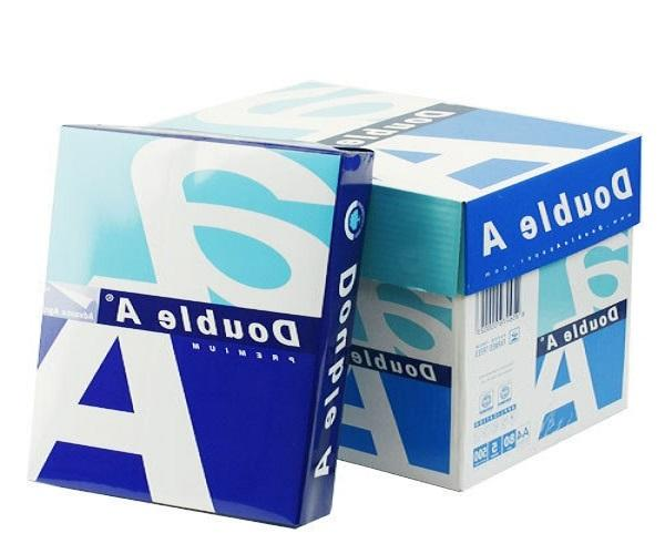 A4 Double A 80 Factory Prices A4 Copy Double A A4 Paper 80GSM 75GSM 70GSM from Thailand