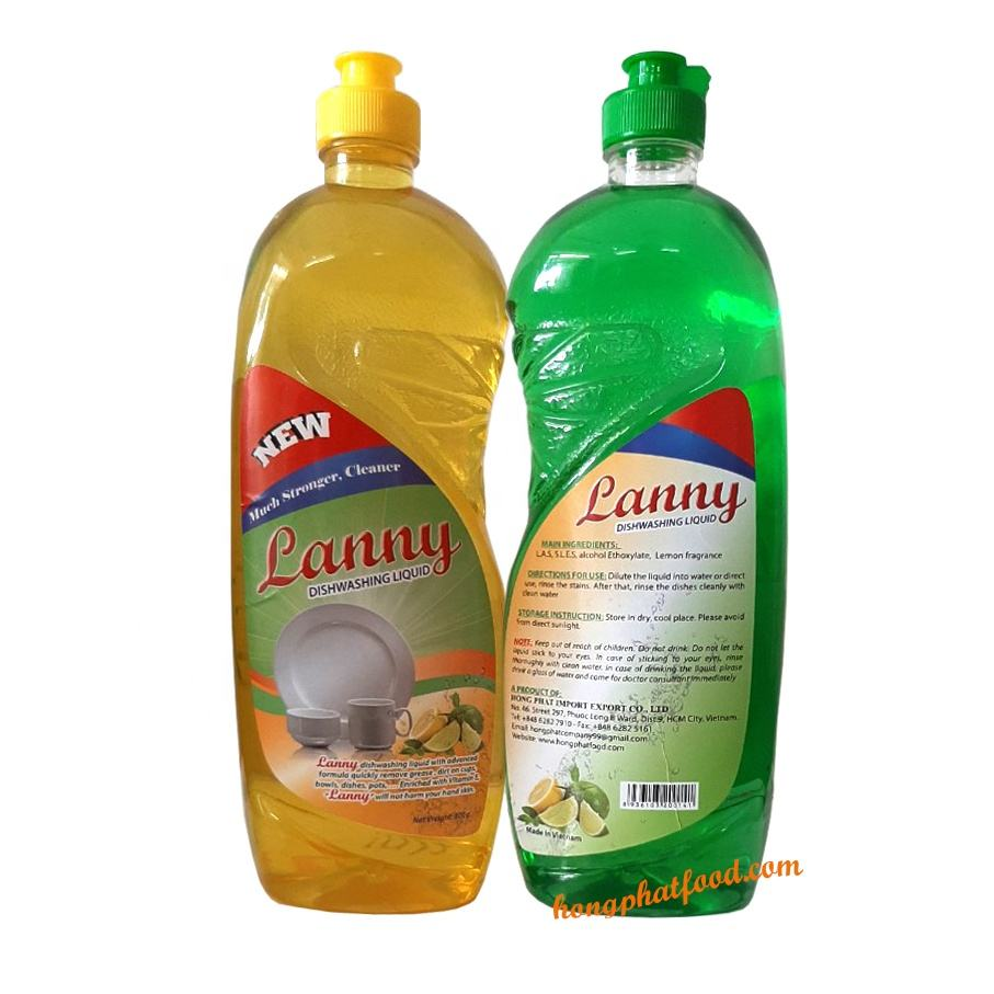LANY dishwashing liquid - 800g