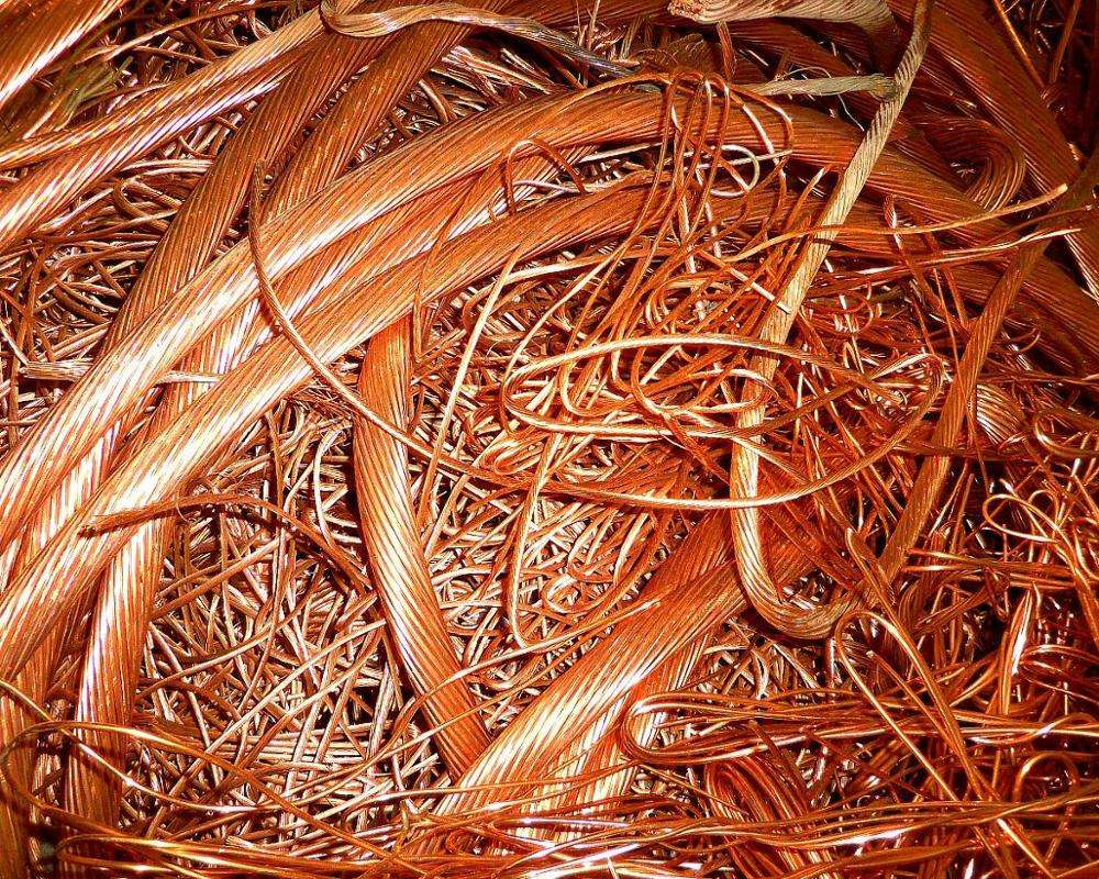 good quality copper wire scrap 99.99% purity