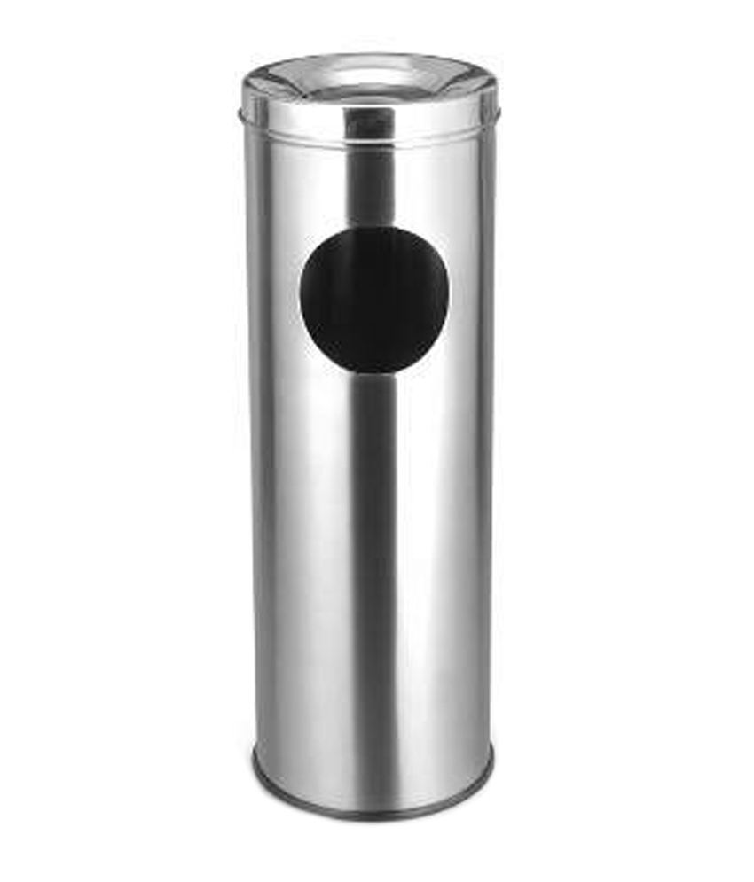 commercial dust bin/outdoor trash barrel/metal ash can
