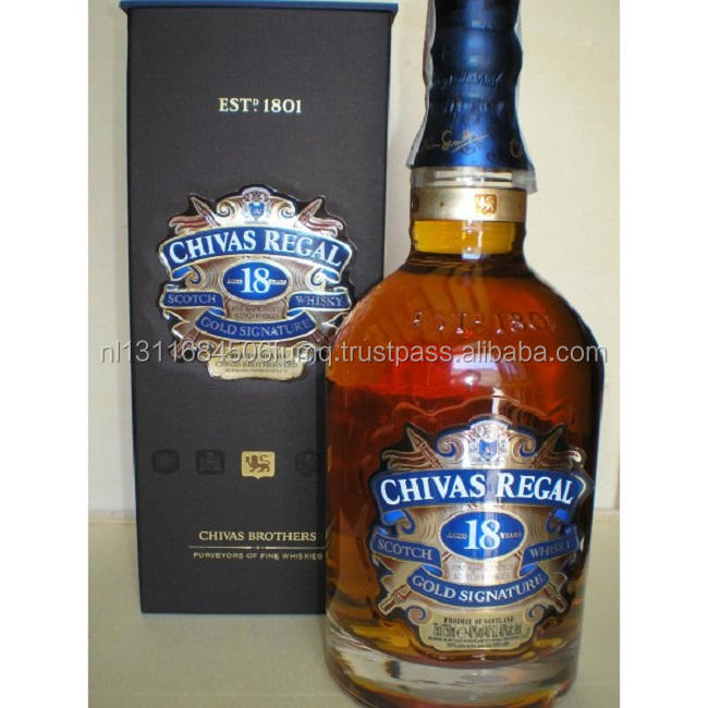 Chivas Regal 18 Blended Scotch Whisky