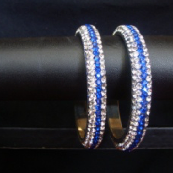 Indian Traditional Lakh Crystal Bangle Manufacturer