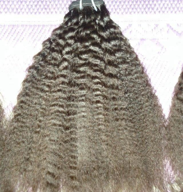 12a grade Indian kinky curly remy hair Human High Quality Virgin Remy Indian Hair