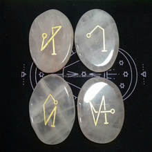 Clear Quartz arc Angel Engraved Palm stones Healing stones