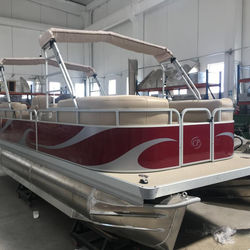 Family and Party Boat 7M 16ft SC7-CP Made in Turkey CE certified