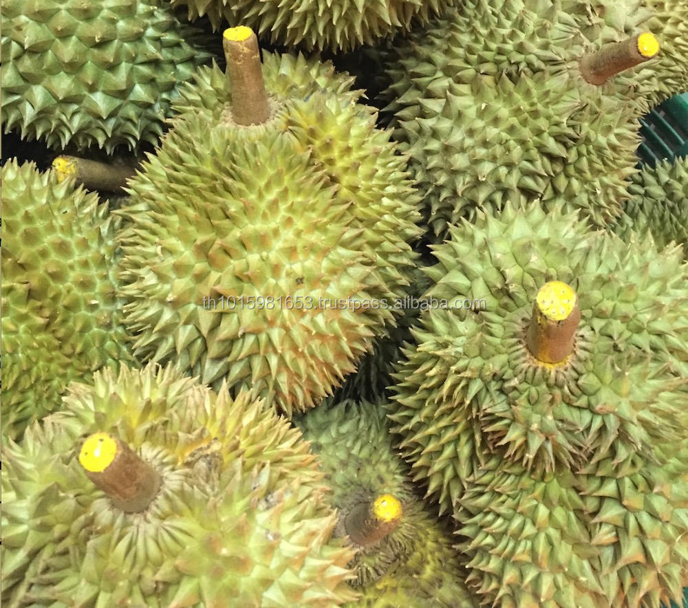 Durian by air freight