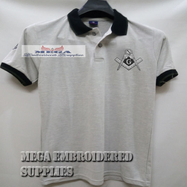 Masonic Master Mason Polo Shirts