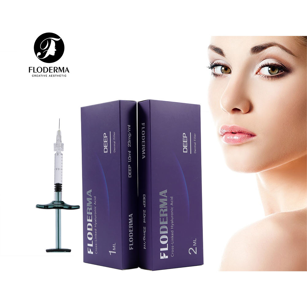 For Body Injectable Hyaluronic Acid Manufacturer Floderma 2ml Rejuvenate Ha Filler Injectable Hyaluronic Acid To Buy Hyaluronic Acid Fillers