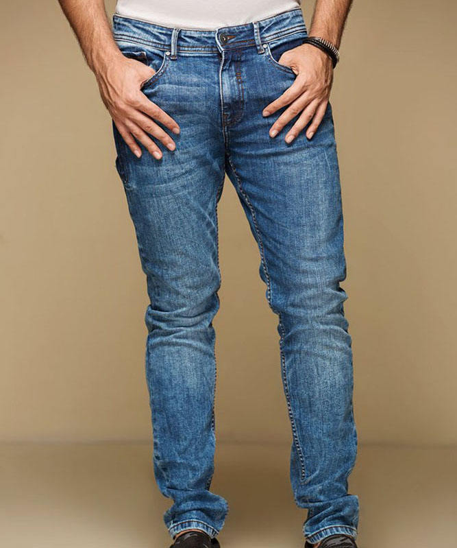 Wholesaler New Fashion Low Price Jeans Men 2018 High Quality Biker Jeans, New Design Blue Denim Men Jeans Pants Denim