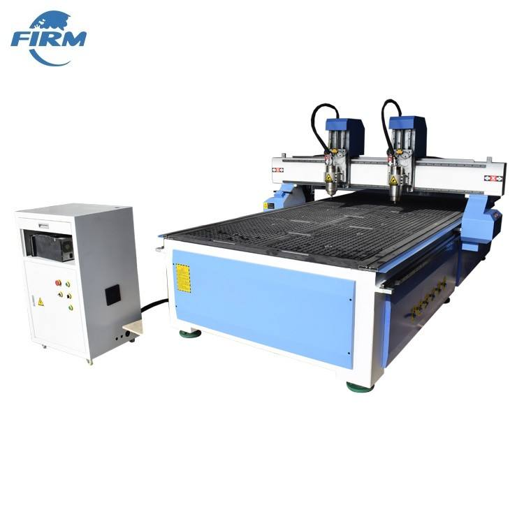 Hot Sale 1530 Double Heads Woodworking Used Cnc Milling Machines with Best Price for Distributor