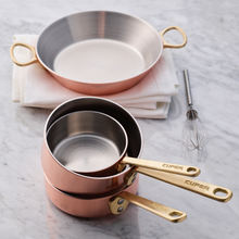Angela Copper Mini Cookwares