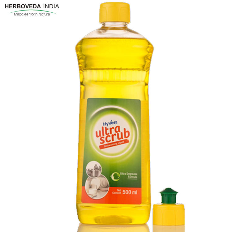 Bulk Packing Good Quality Super Clean Dish-Washing Liquid