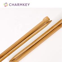 Charmkey good price single circular bamboo knitting needles for knitting scarf