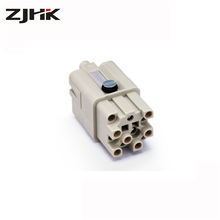 ZJHK HQ-012 Automotive Connector, 10A 12 Pin Male Famale HQ-012 Car Connector