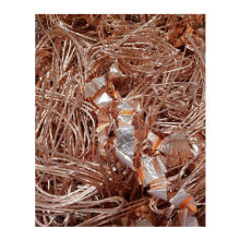 Bulk 99.99% Copper Wire Scrap for Sale