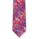 2018 Luxury wholesale paisley and flower design maker tie for men 100% polyester tie manufacturer