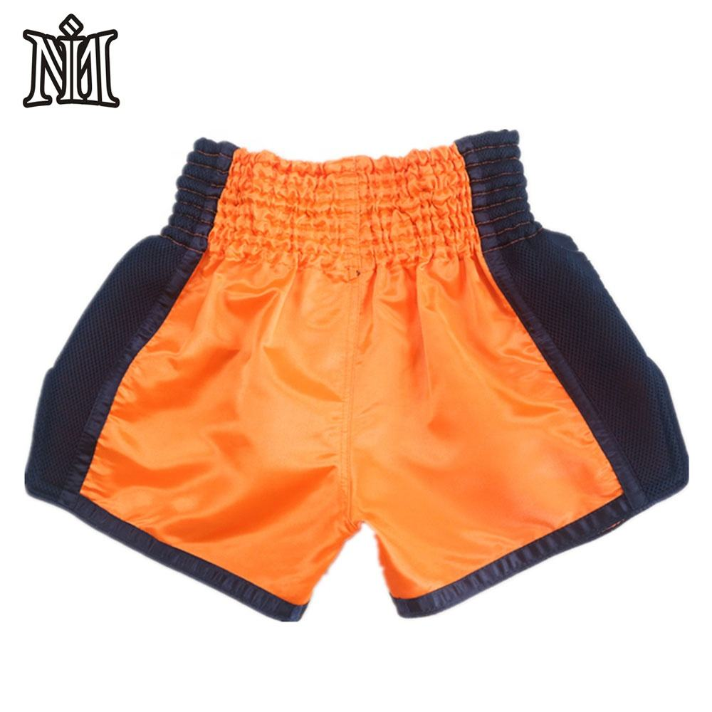 NOUVEAU design Kickboxing Court Short MMA-Muay Thai, BJJ Formation