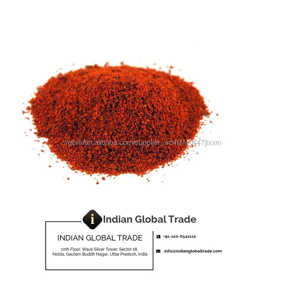 Safran Pulver-Indische Welthandel