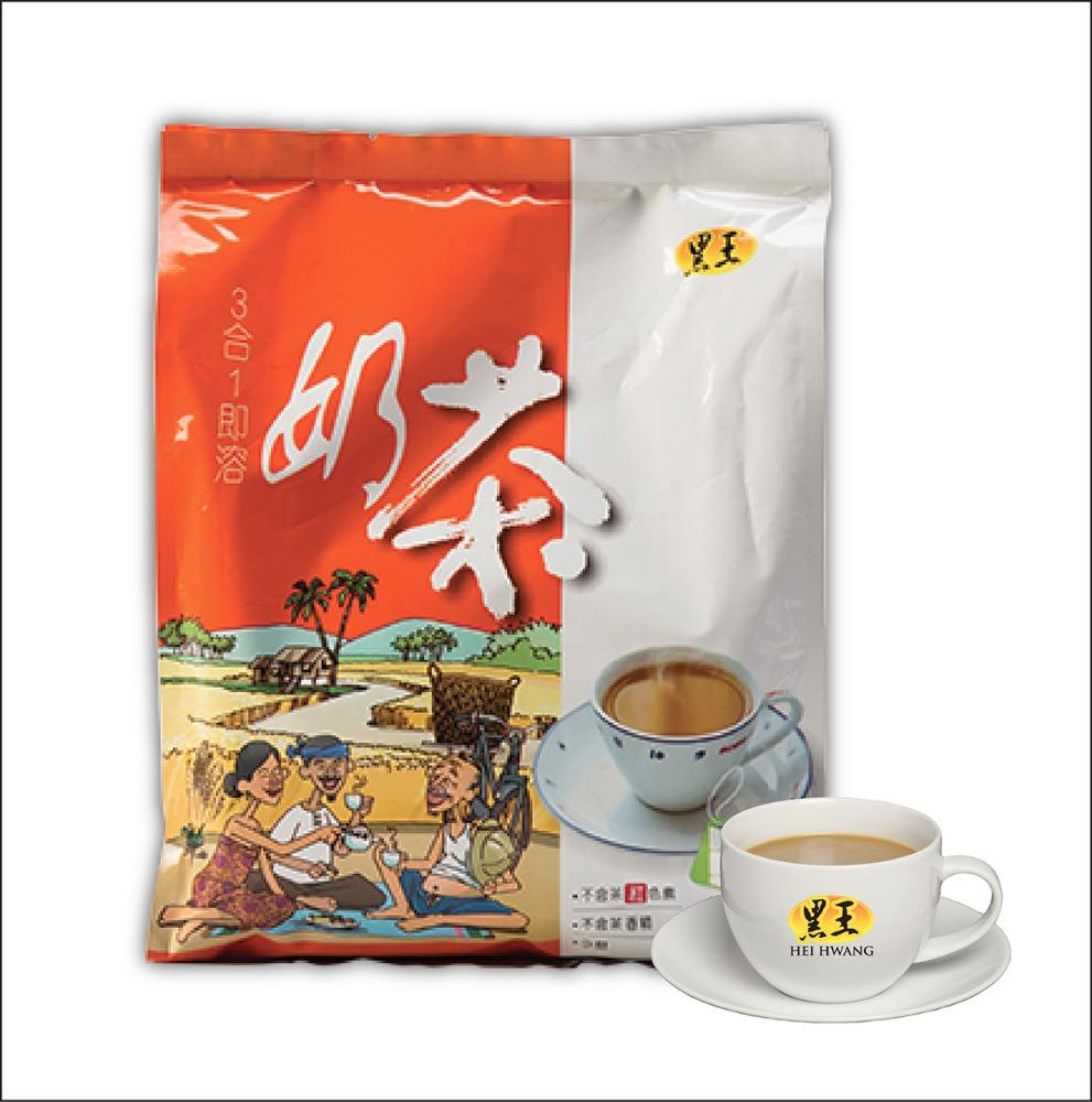 High Quality Hei Hwang Instant Milk Tea 3で1 (525G)