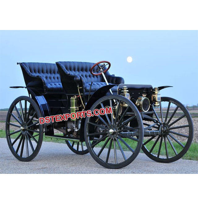 New Style Horse Drawn Carriage UK Queen Victoria Wedding Horse Buggy Latest Horse Drawn Touring Buggy