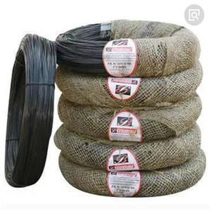 Black Annealed Wire/construction black annealed iron rod