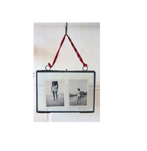 black metal hanging kiko frame