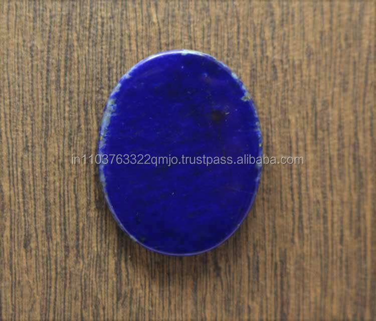 Natural Original Lapis Lazuli From Afghanistan Golden Pyrite MM Calibrated MM Free Size Oval Gemstone Jaipur Factory Wholesale