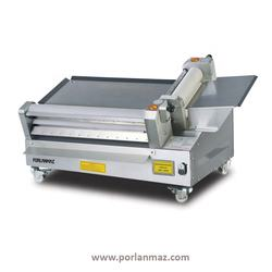 Tabletop Dough Sheeter for Pizza and Turkish Lahmacun with 3 rollers- 60 cm
