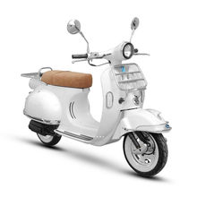 Popular 150cc retro vespa petrol scooter gas scooter for adults