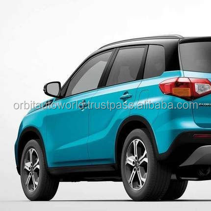 The Brand New Vitara Brezza SUV Car