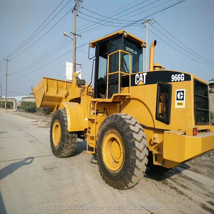used cat 966G wheel loader Caterpillar 950G 950F 966G 966H 966E 966C Wheel Loader in