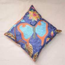 "18"" * 18"" beautiful silk pillow covers"