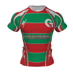 rugby jersey sublimation printing OEM service