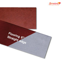 Decorative wood grain floor planks, Fiber cement flooring natural wood appearance product from Thailand