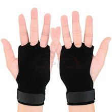 Weightlifting Palm Protection Leather Grip For Gym Fitness Palm Grip