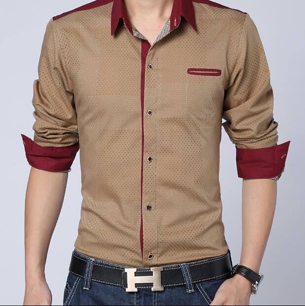 quick dry casual shirt for men