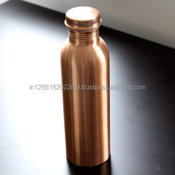 Best Quality Pure Copper Water Bottle For Good Health