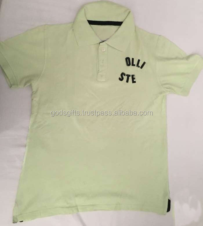 Custom Printed /Embroidery Polo bamboo organic cotton natural dyed substantial polo t-shirt pantone color dyed soild plain polo