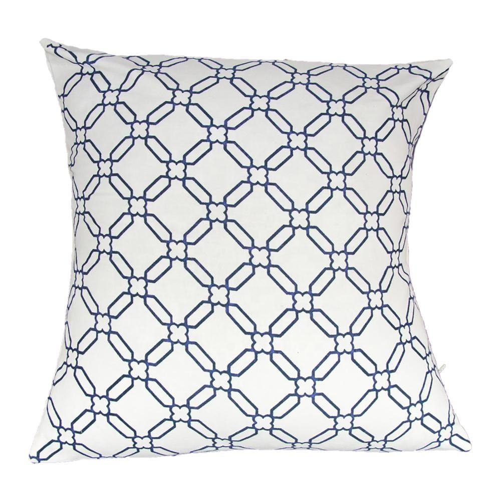 Buyer choice high quality low budget cushion cover in polyester fabric