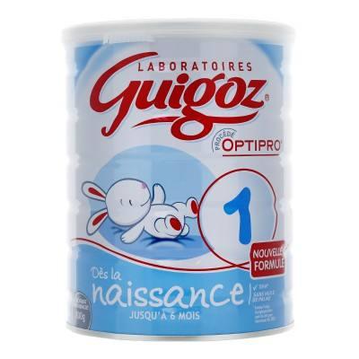 Guigoz Baby Milk Powder For Export