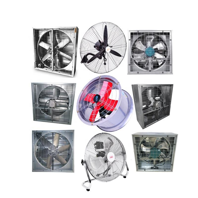 "15 16 19 20 23 24 26 27 28 30 36 42 48 54 "" Inch Poultry Farm Greenhouse Chicken House Industrial Exhaust Ventilation Barn Fan"