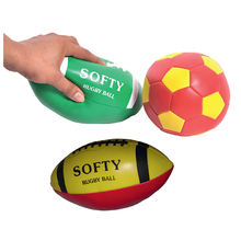 Softy Rugby Ball Exporter in India