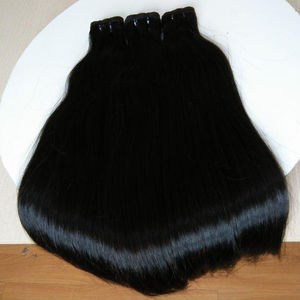 100% Raw virgin hair vendors wholesale super double drawn hair straight weave hair best seller