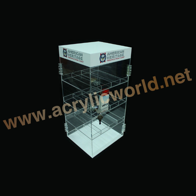 Acrylic E liquid Juice Bottles Display Case, Acrylic E Liquid Display Case Acrylic Display for E Liquid