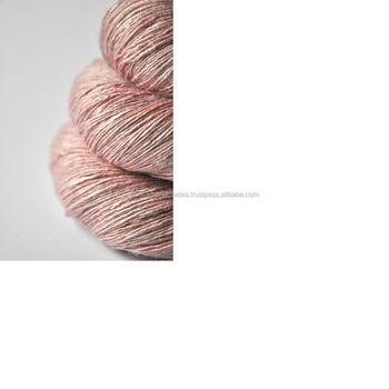 100/% Tasar Silk Yarn 1 Kg