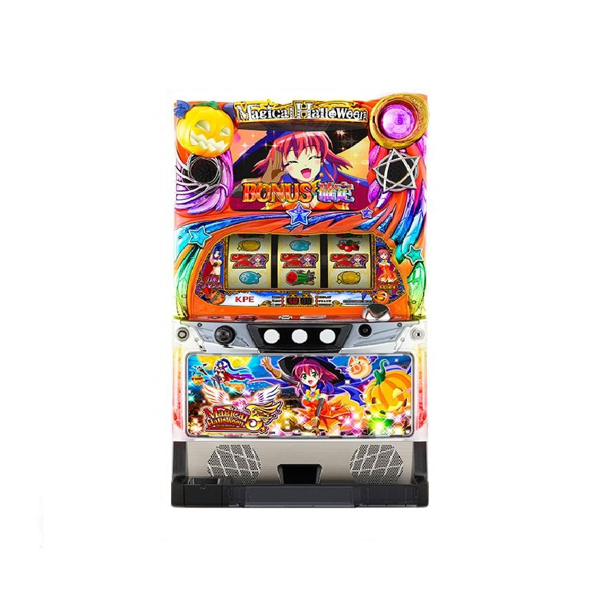 Japan Popular Game Machine Coin Slot Sale